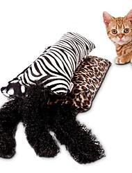 Недорогие -Игрушки-приманки Дразнилки для кошек Когтеточка Матовый черный текстильный губка Назначение Кошка Котёнок