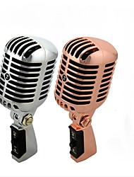 Недорогие -Проводной-Ручной микрофон-Микрофон для караокеWith6,3 мм