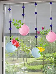 může odstranit zelené zeď držet okenní sklo samolepky na zeď