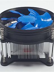 TXE civetta delle nevi serie 1155/1156/1150 radiatore CPU di lunga vita del radiatore ventola silenziosa CPU