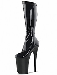 Women's Super high heels Boots/Winter Boots/Platform/Fashion Boots/The stage catwalk shows sexy boots high boots
