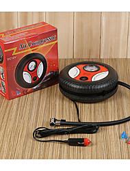 baratos -automóvel bomba de pneu inflator 19 cilindro usado no veículo portátil da pressão dos pneus