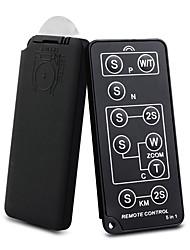 Wireless con timer 600D/550D/500D/Kiss X3/X4/X5/X6 7D 60D/50D D7000 D5100/5000 D3100/D3000 D90/D80 D800/D700 Kr/Kx K-7 A580 A700 D5200 10m
