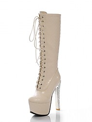 Women's Heels Spring / Summer / Fall / Winter Heels Microfibre /tegory  Materials OccaSeasonPerformance