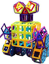 baratos -326 pcs Brinquedos Magnéticos Blocos Magnéticos / Azulejos magnéticos / Brinquedos Magnéticos Ferro / ABS Magnética / Adorável / Faça Você Mesmo Dom