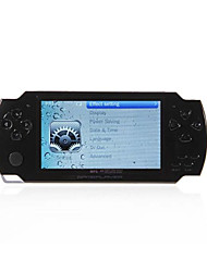 cheap -Handheld Game Console 4.3 inch screen mp4 player MP5 game player real 8GB
