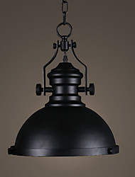 Traditional Classic Industrial Painting Pendant Lamp for the Kitchen / Foyer / Study Room Decorate Chandelier Light