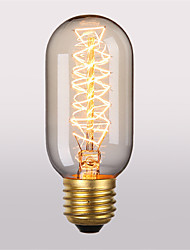 cheap -T45 E27 40W Incandescent Light Bulbs Antique Vintage Retro Edison Light Bulbs(220-240V)