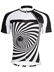 cheap -ILPALADINO Men's Short Sleeve Cycling Jersey Bike Quick Dry, Ultraviolet Resistant, Breathable