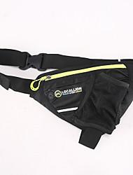 cheap -Waist Bag/Waistpack Bottle Carrier Belt Belt Pouch/Belt Bag for Climbing Cycling/Bike Running Traveling Sports BagMultifunctional Close
