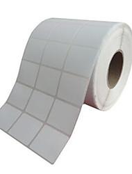 carta autoadesiva etichette macchina da stampa di codici a barre (5000 fogli)