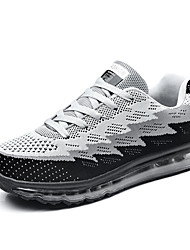 Men's Fashion Sneakers Casual/Travel/Outdoor Tull Breathable Walking Youth Air Cushion Shoes