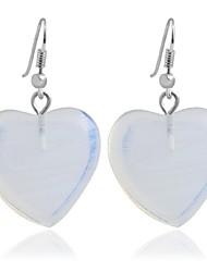 economico -orecchini pendenti in lega orecchini chiari wedding / party 1 paio stile elegante