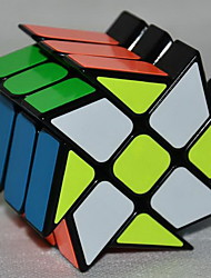 cheap -Rubik's Cube Alien 3*3*3 Smooth Speed Cube Magic Cube Toy Cars Puzzle Cube Professional Level Speed ABS New Year Children's Day Gift