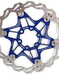 Недорогие -Bike Тормоза и запчасти Роторы дискового тормоза Велосипедный спорт/Велоспорт Складной велосипед Горный велосипед Велосипедный мотокросс