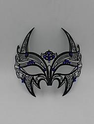 Medieval knight laser cutting hollow metal shield mask......6001B2