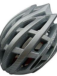 Недорогие -Универсальные Велоспорт шлем 31 Вентиляционные клапаны Велоспорт Велосипедный спорт Фигурное катание Снежные виды спорта Стандартный