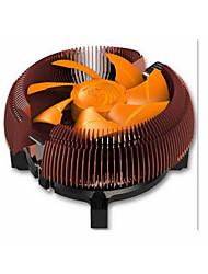 abordables -cpu ventilateurs pour ordinateur portable support Intel LGA1155 / 1156/775 (i3 i5) de refroidissement