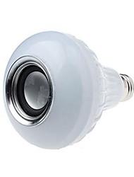 Недорогие -700LM E26 / E27 Умная LED лампа А90 5050-12SMD+5730-14SMD Светодиодные бусины SMD 5730 Bluetooth / На пульте управления Холодный белый /