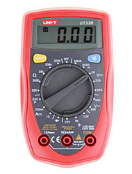 cheap -Palm Large Screen Back Light Display Digital A Multimeter