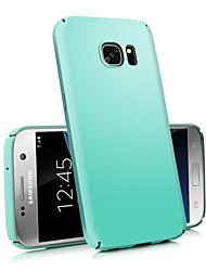 economico -Custodia Per Samsung Galaxy Samsung Galaxy S7 Edge Effetto ghiaccio Per retro Tinta unita PC per S7 edge / S7