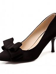 baratos -Mulheres Sapatos Sintético / Couro Envernizado / Courino Primavera / Verão Conforto / Inovador / Plataforma Básica Saltos Caminhada Salto