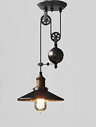 cheap -Pendant Lights Rustic/Lodge/Vintage/Retro/Country Kitchen/Hallway/Garage Metal