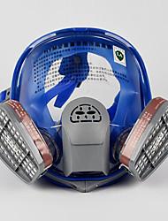 Hongyuan 6100 antivirus volledige dekking spuiten polish antivirus stofmasker (masker lichaam een verkoop)