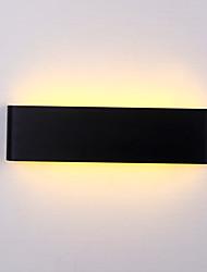 Недорогие -max 6w современный минималистский светодиодный светильник для ламп с подсветкой для ванной комнаты прямой креативный проезд