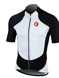preiswerte -KEIYUEM Kurzarm Fahrradtrikot Fahhrad Trikot/Radtrikot, Rasche Trocknung, UV-resistant, Atmungsaktiv, Schweißableitend