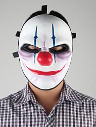 Недорогие -Маски на Хэллоуин Маскарадные маски Персонаж фильма Ужасы Поликарбонат пластик 1 pcs Куски Игрушки Подарок