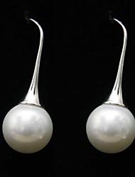 abordables -Mujer / Pareja - Perla Personalizado, Vintage, Bohemio Blanco Para Boda / Fiesta / Diario / Casual / Deportes