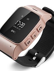 abordables -gps anti-perdus adultes + wifi montres de positionnement intelligentes de ciblage pour les personnes âgées peuvent appeler montre