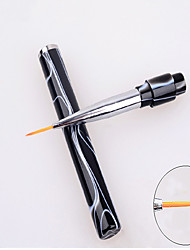cheap -1pc nail art tool coloured drawing or pattern cancel the deal draw lines pen black the aedes the aedes pull a pen