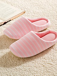 cheap -Modern/Contemporary Slide Slippers Women's Slippers Cotton Cotton
