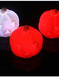 Colorful Light Creative Pumpkin Light Halloween Gifts Color Random