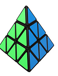 cheap -Rubik's Cube shenshou Pyramid 3*3*3 Smooth Speed Cube Magic Cube Puzzle Cube Professional Level Speed New Year Children's Day Gift