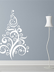 cheap -AYA DIY Wall Stickers Wall Decals Christmas Tree Stickers 55*85cm