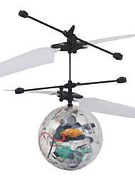 Недорогие -2ch индуцированной Aerocraft вертолет ослепительно лететь мяч