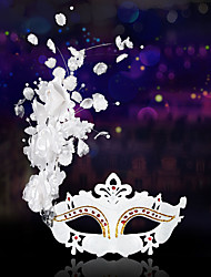 cheap -Mask Party Ball Masquerade Masks Italian Princess of Venice Mask Woman Lady Wedding Decoration