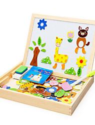 Недорогие -Пазлы Обучающая игрушка Строительные блоки Игрушки своими руками