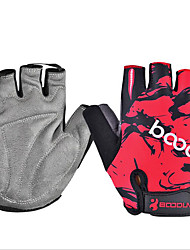 cheap -Sports Gloves Bike Gloves / Cycling Gloves Quick Dry Moisture Permeability Breathable Wearproof Shockproof Protective Anti-skidding