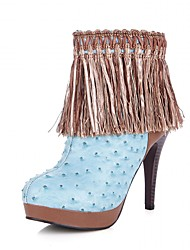 cheap -Women's Heels Spring / Fall  / Western Boots / Snow Boots / Riding Boots / Fashion Boots / Motorcycle