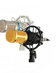 professionale del suono microfono a condensatore microfono studio di registrazione BM800 disco dinamico