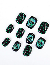 abordables -Bout des Ongles  Faux Ongles Nail Art Salon design Maquillage cosmétique