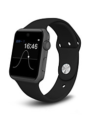 cheap -Smart Watch Touch Screen Heart Rate Monitor Pedometers Video Camera Distance Tracking Audio Hands-Free Calls Message Control Long Standby