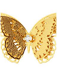 Žene Broševi Moda Rukav leptir Sa životinjama Jewelry Za Vjenčanje Party Dnevno Kauzalni
