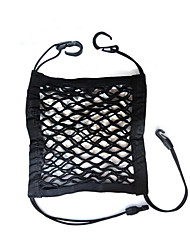 Car Seat Pocket Multi-functional Hanging Net Box Car Storage Bag