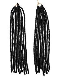 abordables -Rajouts de Tresses Crochet Dreadlocks / Dreadlocks / Faux Locs Cheveux Synthétiques 1 pc / paquet Cheveux Tressée