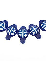 Set of 5 Golf Ball line-up